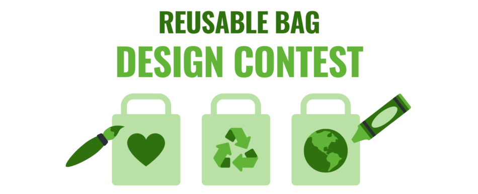 reusable bag design contest